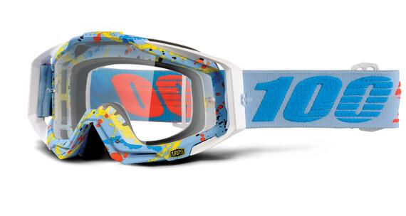 100% Racecraft Goggle hyperloop / clear
